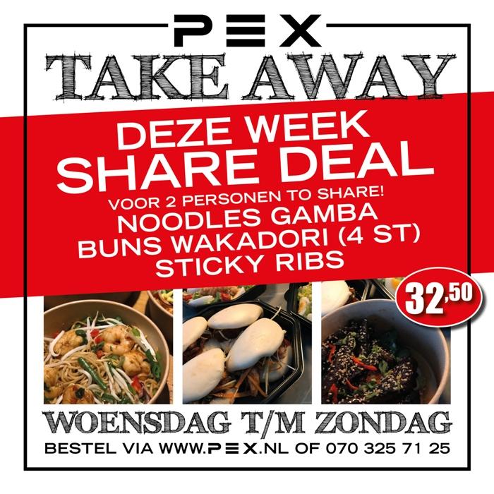 Pex week deal