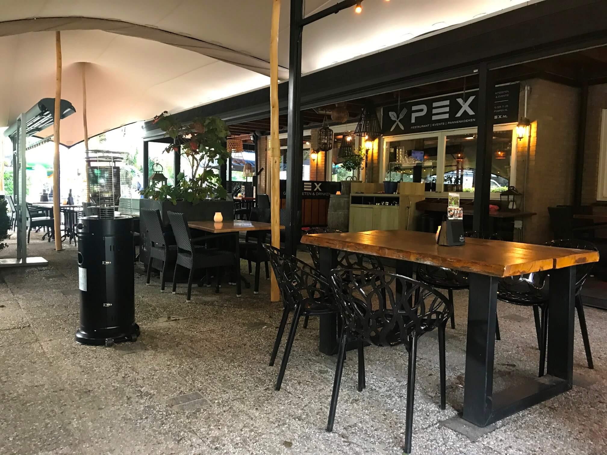 Restaurant Pex Den Haag – Ontbijt, lunch, diner. (Bedrijfs)feesten, officiële trouwlocatie gemeente Den Haag en veel meer…